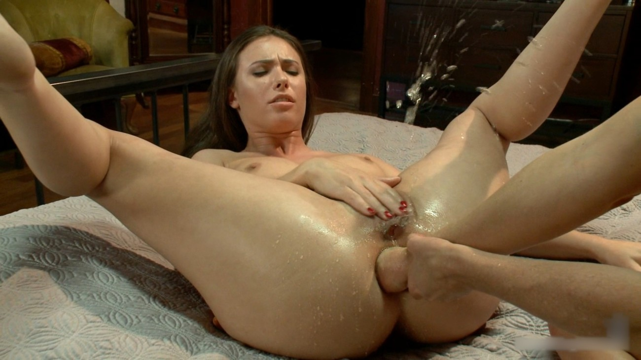 Anal Fist Squirt