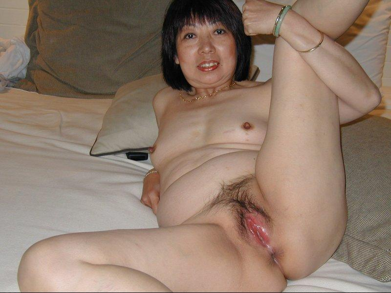 Opinion nude chinese grandma images..