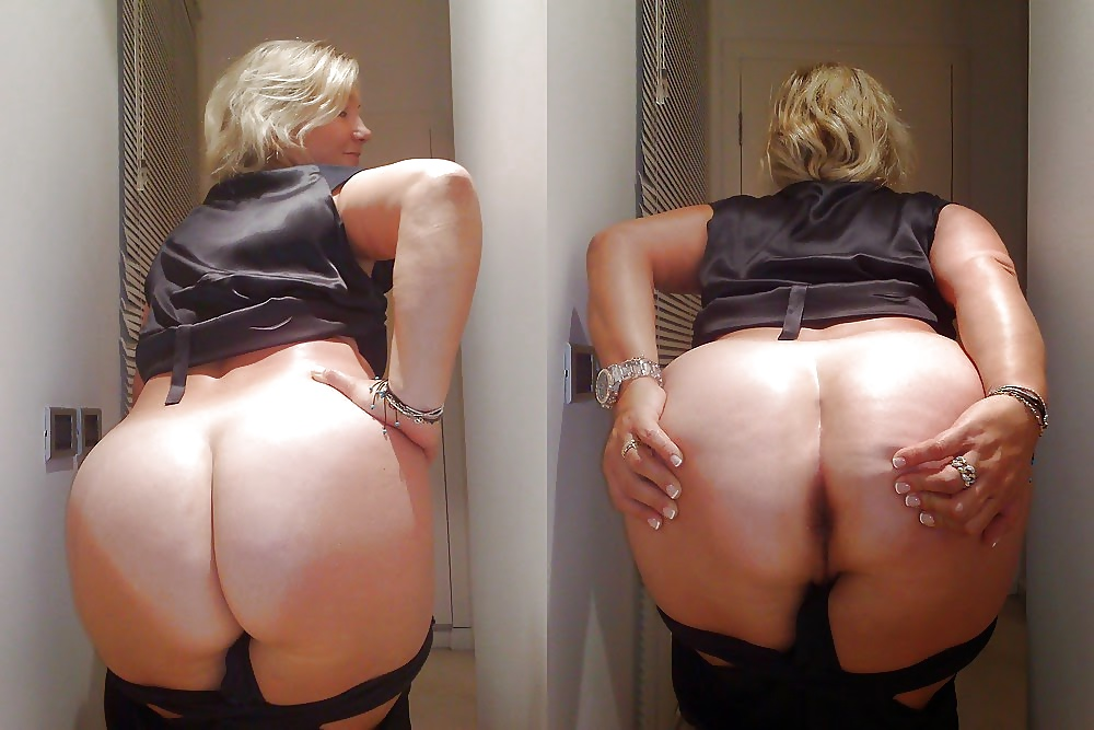 Mummy with meaty asses - Bootie