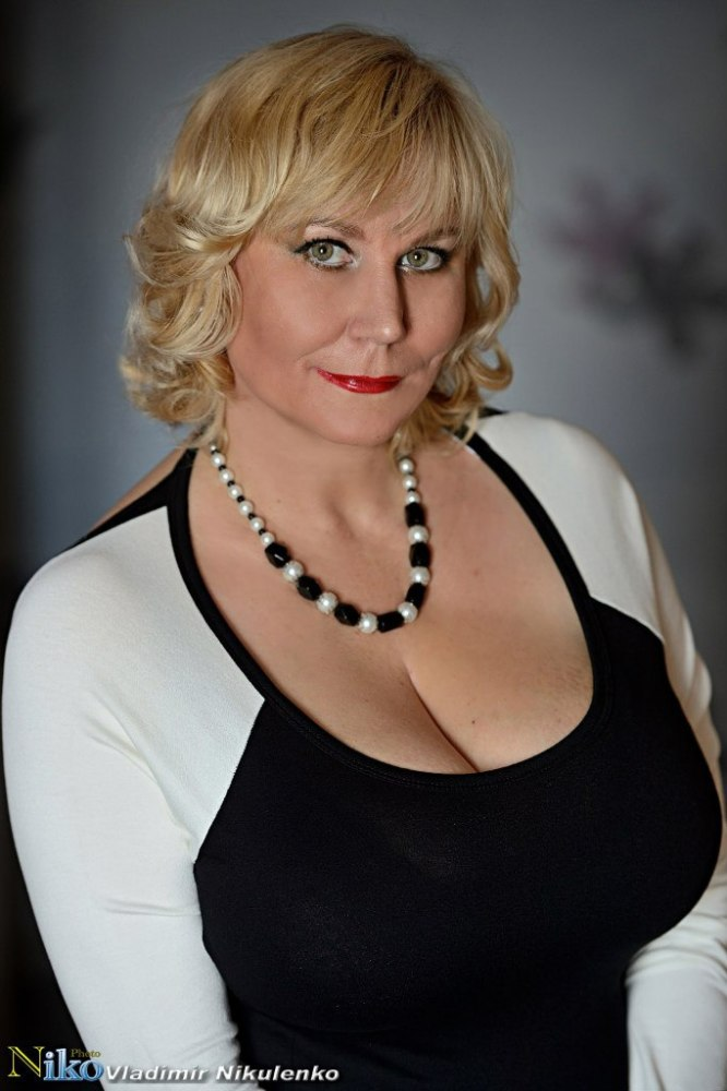 Huge-titted Russian Women: Valentina E