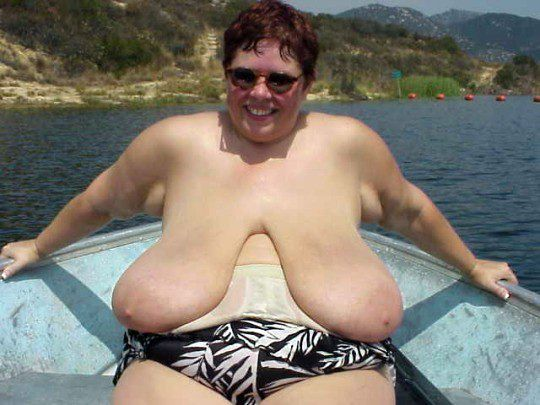 Hidden naked pics with enormous udders..