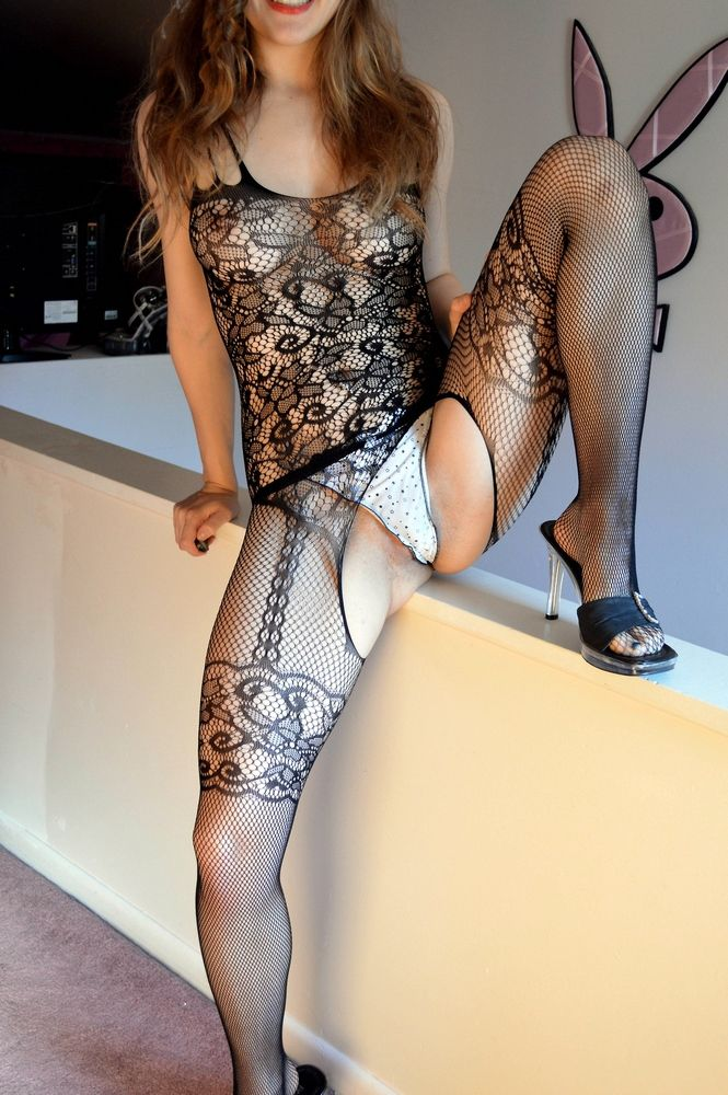Fabulous and lengthy legs, high heels,..