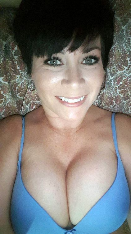 Real first-timer mature ex-wife..