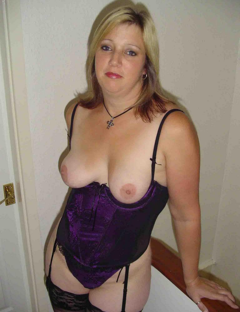 Usty  with fat and saggy bosoms