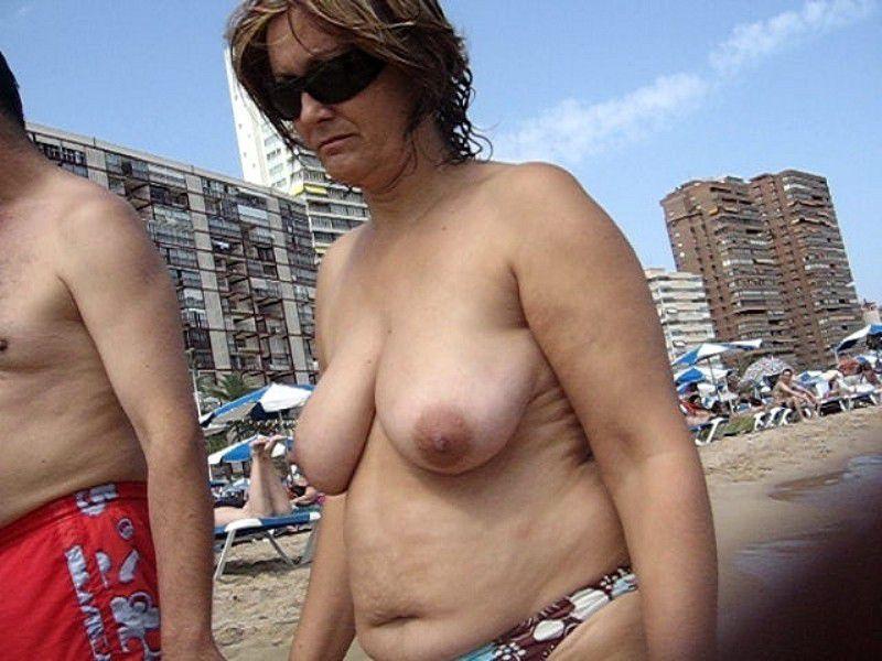 Huge moms nude outdoor