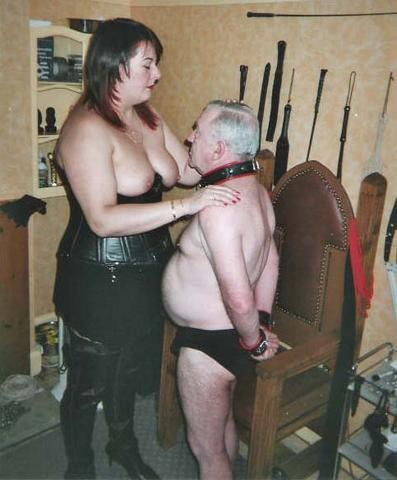 Homemade Domination & submission..