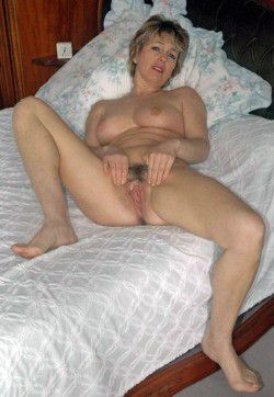 grandma with unshaved pussy, Personal..