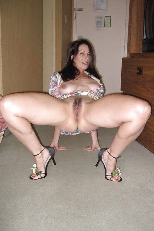 Is this your wife, this mature damsels..