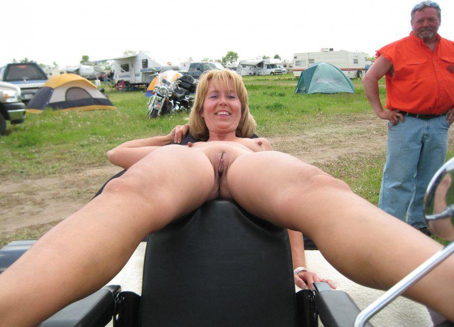Meaty seventy granny fully nude