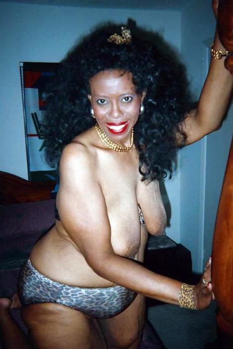Aged ebony sweethearts showcases her..