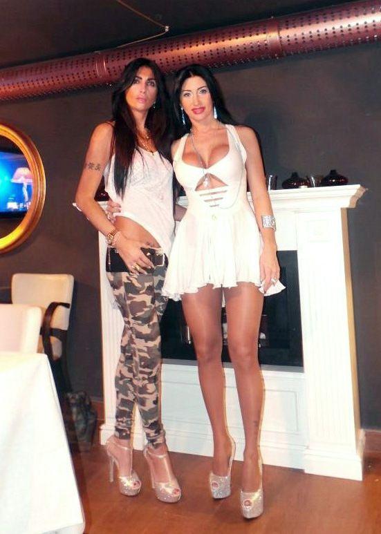 2 erotic ladies with lengthy gams killer