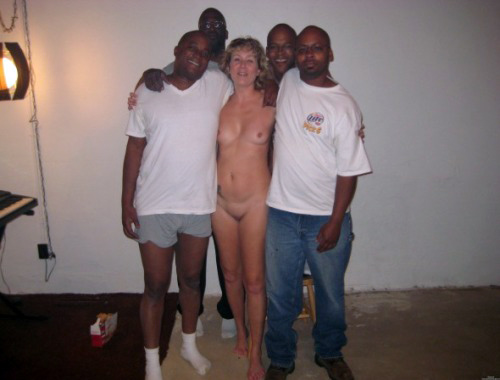 Milky mature girls get nailed by ebony..