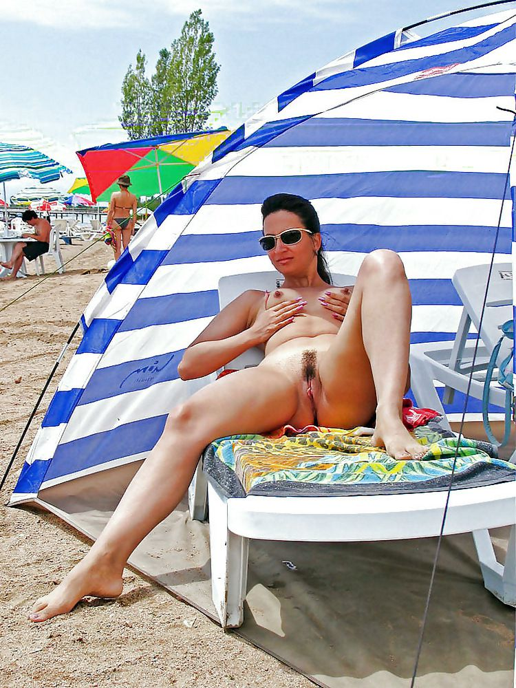 Mature girls nudists from euro beaches