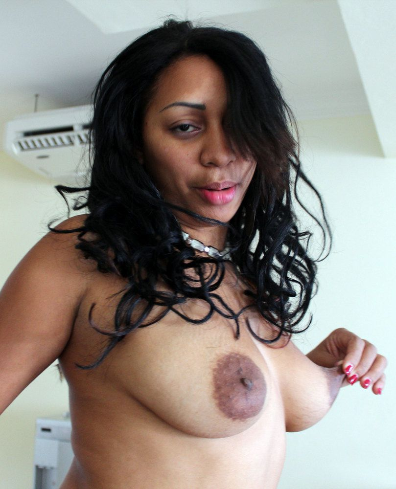 Mature ebony wifey Jinetta. Slick..
