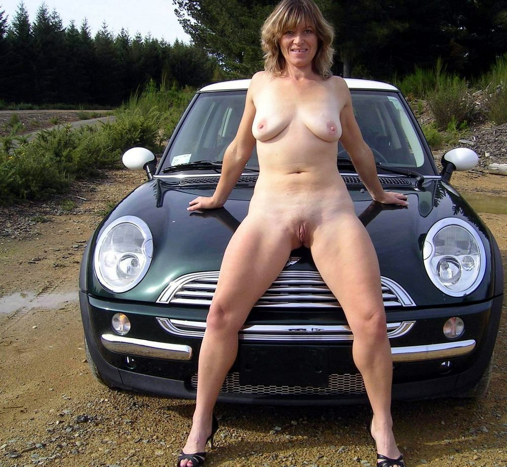 Nude mature women, softcore photos..