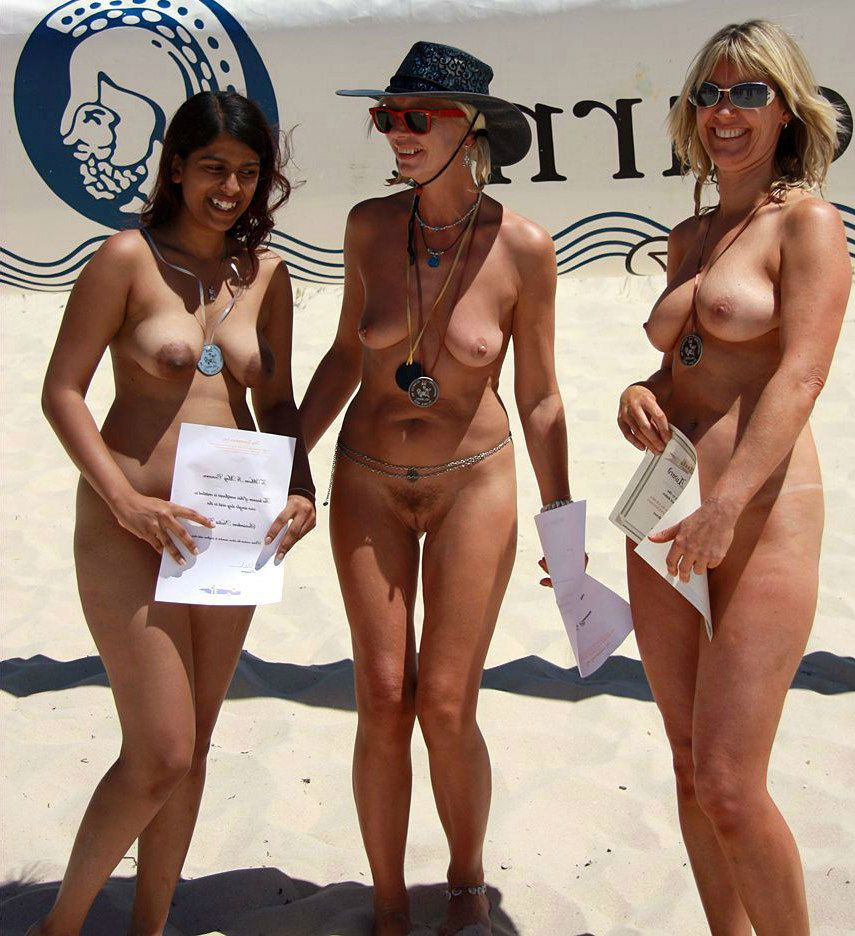 Insane bare mature chicks nudists for..