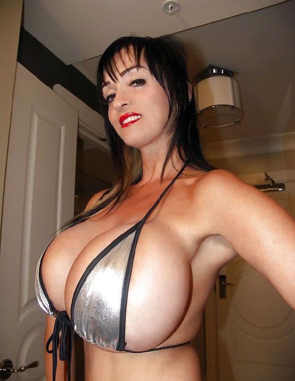 Giant boobs, impressive mature chicks..