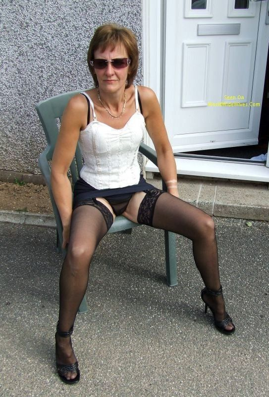Long legged mature ladies in  and..