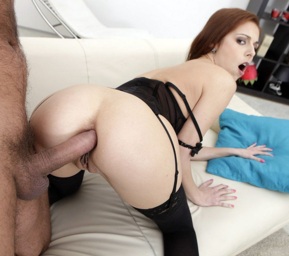 Torrid cougar Antonia Sainz deep anal..