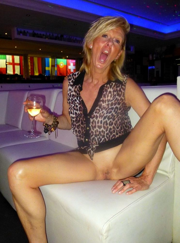 Mature gals nudists and just dissolute..