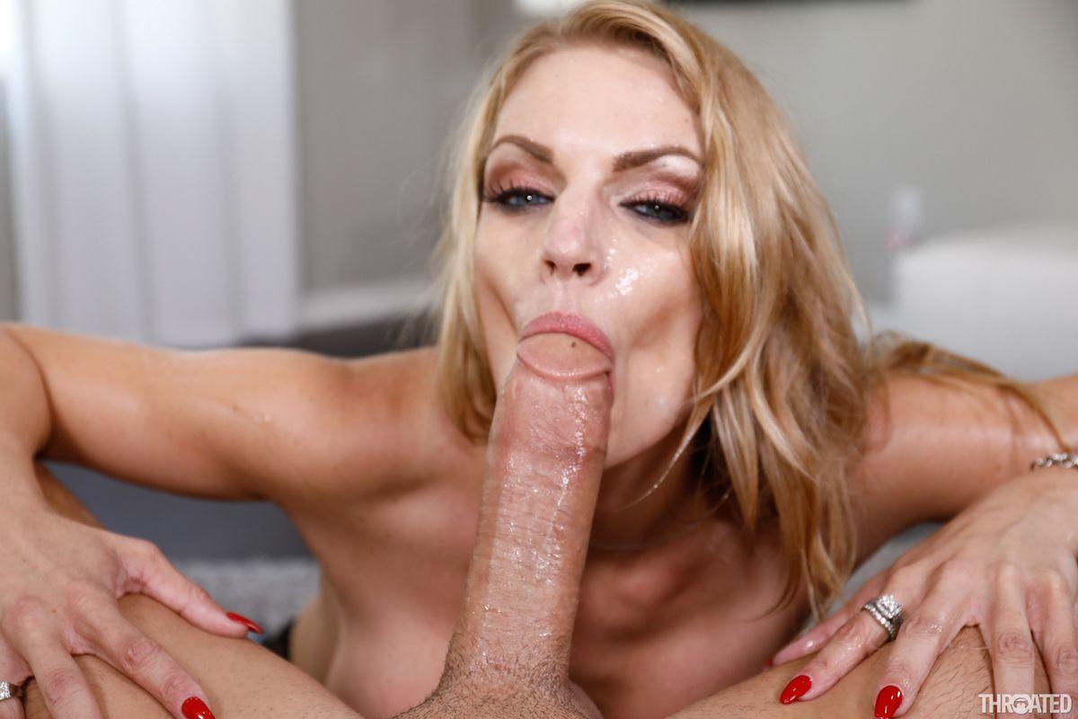 Undergarments cougar oral pleasure and..