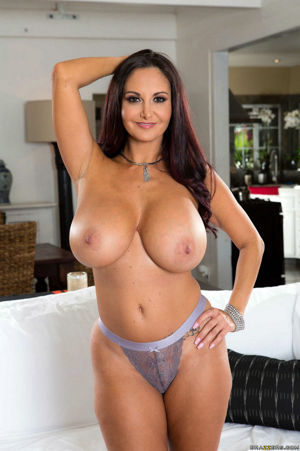Ava Addams and her ample titties