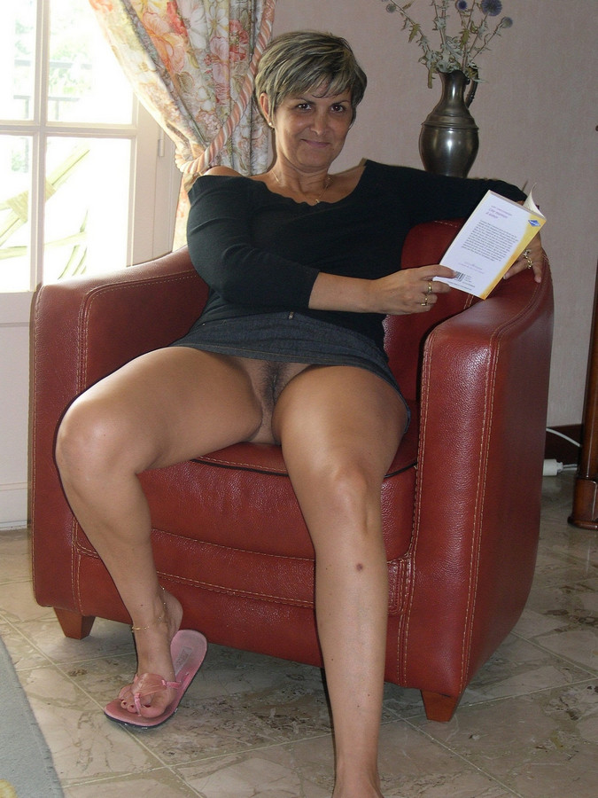 sixty-year-old wifey personal pics..