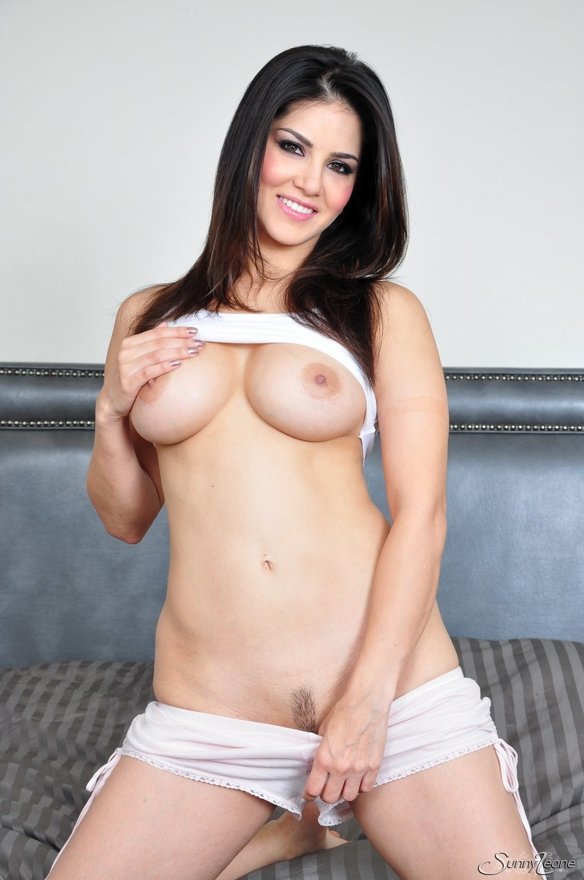 Tall black-haired desi woman Sunny..